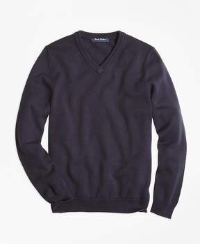Brooks Brothers V-Neck Sweater