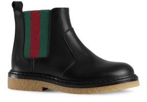 Infant Boy's Gucci 'Joshua' Chelsea Boot