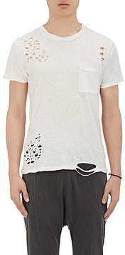 NSF Men's Distressed Cotton T-Shirt