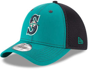 New Era Seattle Mariners Team Front Neo 39THIRTY Cap