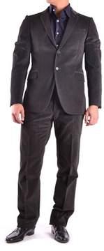 CNC Costume National Men's Grey Cotton Suit.