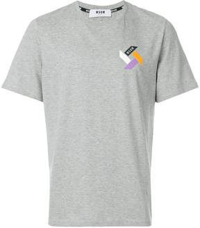MSGM logo detail T-shirt