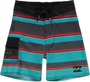 Billabong All Day X Stripe Boardshort - Toddler Boys'