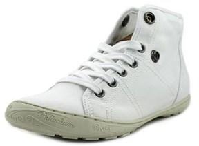 Palladium Gaetane Twl Round Toe Canvas Sneakers.