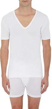 Zimmerli Men's V-neck T-shirt