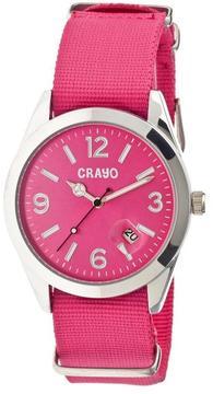 Crayo Sunrise Collection CR1708 Unisex Watch