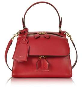 Victoria Beckham Women's Red Leather Handbag.