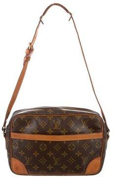 Louis Vuitton Vintage Monogram Trocadero 27 - BROWN - STYLE
