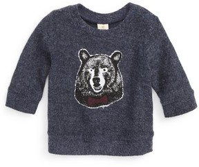 Tucker + Tate Infant Boy's Applique Fleece Top