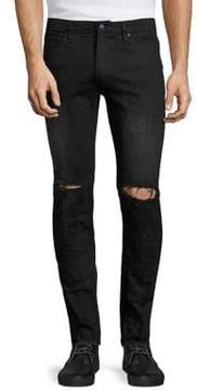 Ovadia & Sons OS1 Distressed Denim Pants