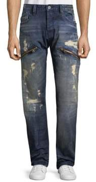 Cult of Individuality Distressed Jeans