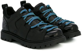 DSQUARED2 Techno Cord brogues