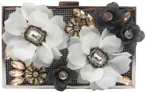 Sondra Roberts Floral Clutch