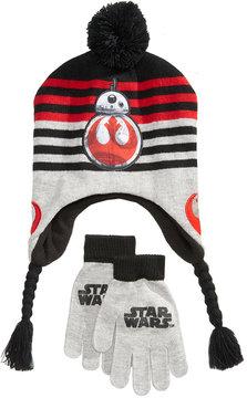 Star Wars 2-Pc. Heidi Hat & Gloves Set, Little Boys (2-7) & Big Boys (8-20)