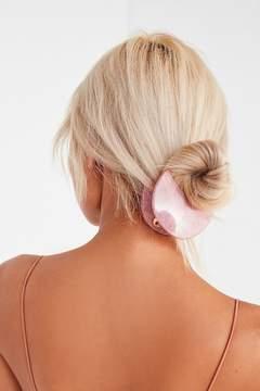 Urban Outfitters Half Moon Glitter Hair Clip
