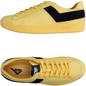 Pony Sneakers