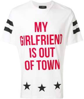 Hydrogen Out of Town T-shirt