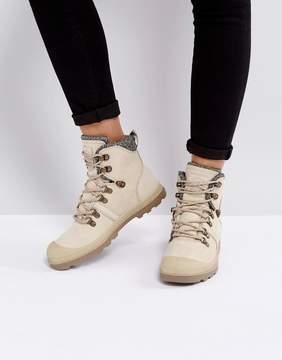 Palladium Pallabrouse Hikr Safari Beige Hiker Boots