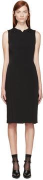 Esteban Cortazar Black Sheath Dress