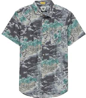 VISSLA Islander Woven Short-Sleeve Shirt
