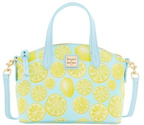 Dooney & Bourke Limone Ruby Bag Top Handle Bag - SKY - STYLE