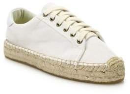 Soludos Canvas Espadrille Platform Sneakers