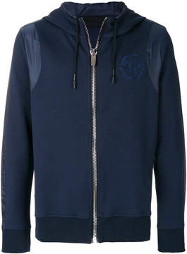 Philipp Plein drawstring hoodie