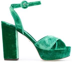 Dolce & Gabbana platform sandals