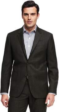 Lands' End Lands'end Men's Tailored Fit Wool Flannel Sport Coat