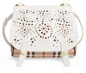 Burberry Baby Bridle Crossbody Bag - Brown - BROWN - STYLE