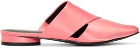 Opening Ceremony Pink Saint Livre Mules