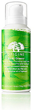 Origins By All GreensTM Foaming Deep Cleansing Mask