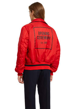 Opening Ceremony Alpha Industries For B-15 Flight Jacket