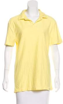 Calvin Klein Jeans Collar Short Sleeve Shirt