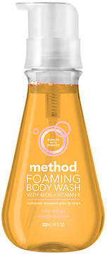 Method Products Foaming Body Wash Ruby Orange