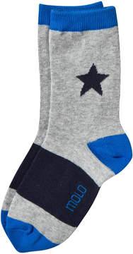 Molo Pack of 2 Socks In Dark Indigo