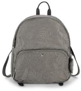 Tommy Bahama Printed Zip Backpack