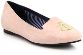 Jack Rogers Reese Suede Flats