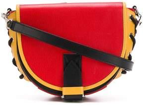 J.W.Anderson scarlet multi small Bike bag