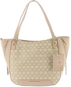 Nine West Women's 9's Jacquard Carryall Bag