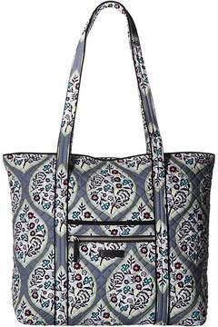 Vera Bradley Iconic Vera Tote Tote Handbags - HERITAGE LEAF - STYLE