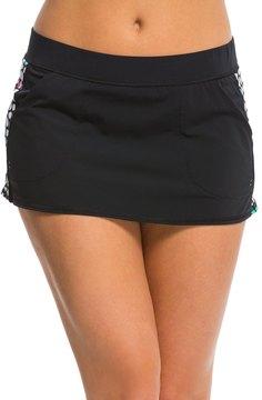 Anne Cole Women's Petal Power Swim Skirt 8137383