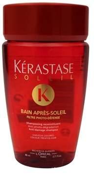 Kérastase Soleil Bain Apres-soleil Shampoo For Unisex, 2.71 Ounce.