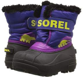 Sorel Snow Commander Girls Shoes