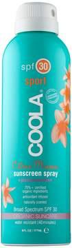 Coola Sport Continuous Spray SPF 30 - Citrus Mimosa