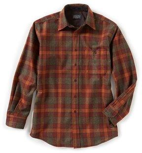 Pendleton Trail Plaid Long-Sleeve Woven Shirt