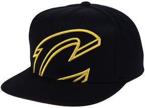 Mitchell & Ness Cleveland Cavaliers Metallic Cropped Snapback Cap