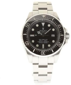 Rolex Sea-Dweller DeepSea 116660 Stainless Steel 44mm Mens Watch