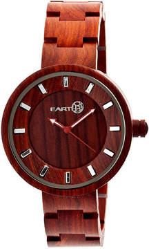 Earth Wood Root Red Bracelet Watch ETHEW2503
