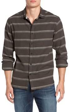 Jeremiah McKinley Stripe Regular Fit Shirt